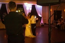 First dance  / by DJiZM Entertainment Group Formally Known As DJIZM Disc Jockey Services