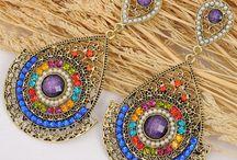 jewelry / by Tammy Renfro