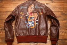 Flight Jacket Art