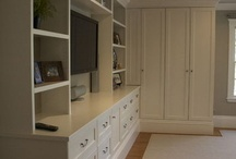 Built in Wardrobes / by HouseOrganized