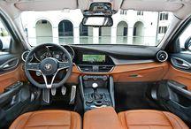 Alfa Romeo Giulietta, Giulia, Stelvio