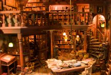 miniature libraries