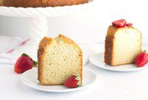 Bundt/pound cakes