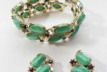 Green and purple jewellery / Just green and purple jewellery - well they go so well together.