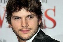 Ashton Kutcher / by Robin Grey