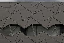 Fachadas de Fibrocemento Equitone / Paneles para fachada ventilada marca Equitone, elegantes ligeras y extremadamente resistentes