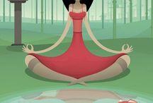 Meditation & Cahkra