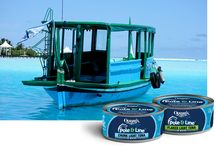 Pole & Line Fishing / Pole & Line is an environmentally responsible fishing method that minimizes the impact on other marine life. It is a simple and eco-friendly method of tuna fishing using a hook attached to a pole.