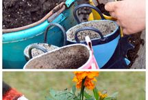 Gardening ideas for the girls