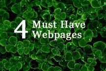 Web Design / by Anna Miller