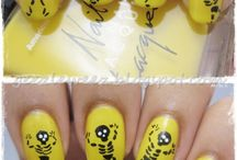 Nice Nails / by Wendy Brandes