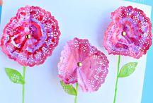3 d flower art