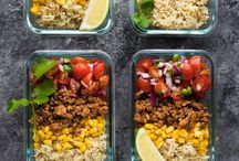 Meal Prep Recipes and Ideas <3