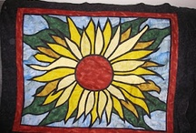 Quilts / I took up quilting a few years ago. Just some of my projects! / by Tracy Krauss
