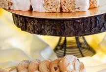 Atrium Cookie Tables