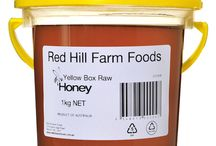 Red Hill Farm Foods / Wholesome natural farm foods
