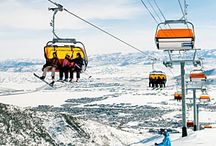 The Greatest Snow on Earth! / -everything ski related :)