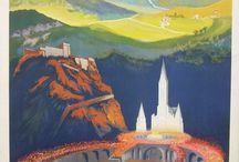 Vintage Travel Posters / by Lebanon Road