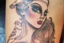 tattoos / by Sylina Gray