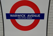 Warwick Avenue / by Randomly London