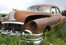 Gamla bilar