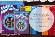 Homeschool | Music