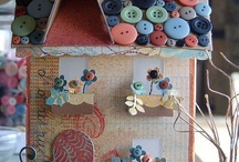Buttons, buttons, buttons / by Janell Mithani