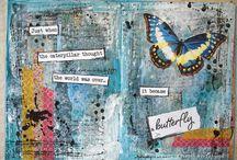 Art journal& Mixed Media