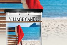 Summer 2014 - Glamour On The Beach. / NEW fragrances will have you beach bound! / by Village Candle