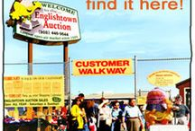 NJ Flea Markets and Antiques / Flea Markets, Antiques, Used Furniture in New Jersey! / by New Jersey Isn't Boring!