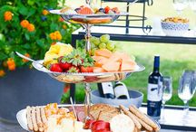 Entertaining / Catering ideas..table setting, display, finger foods