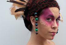 Makeup&Hair / Cool ideas or striking looks