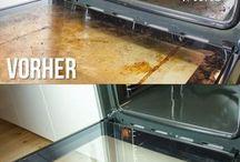 Sauber im Haus