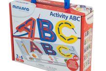 Juguetes educativos / En nuestro recién inaugurado espacio didáctico podéis encontrar todos estos productos, destinados a la diversión, educación y desarollo intelectual, motriz de los niñ@s. Para que aprendan jugando ;)