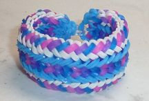 Rubber band Loom