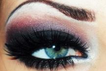 Viva La Glam / Make-up inspiration/nail design / by Tristian Reicheun