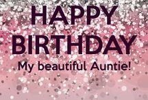 Aunty Birthday