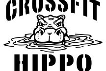 CrossFit Hippo Logo / About