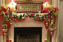 Christmas decorating ideas / by Julie Butkus