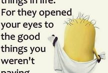 Minions Interesting Quotes