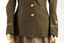 1940's vintage looks / World War II women's looks and uniforms. 1940's. World War II Ball inspirations  / by Lisa Kieffer