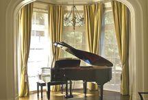 Piano nook
