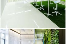 Office and workplace design