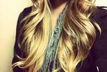 Hair / makeup inspiration