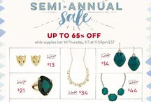 """Kim for Chloe & Isabel /  A jewelry destination of quality and versatility! """"Beautifully Accessorizing Your Life!"""""""