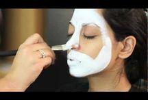 Makeup maskerad