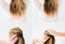 hair / by Abby Ytzen-Handel