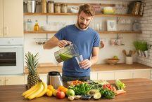 Health & Lifestyle / Get yerself tip-top.