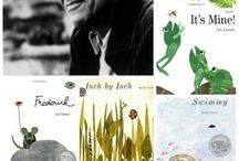 Library- Author/Book Study Ideas