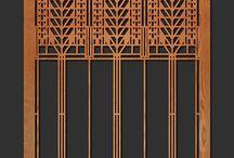 DETAIL laser cut wood